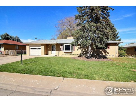 Residential-Detached, 1 Story/Ranch - Greeley, CO (photo 1)