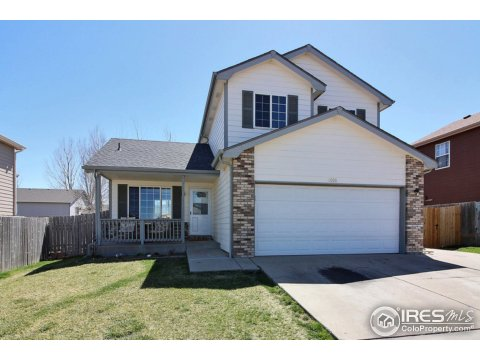 Residential-Detached, 2 Story - Evans, CO (photo 1)