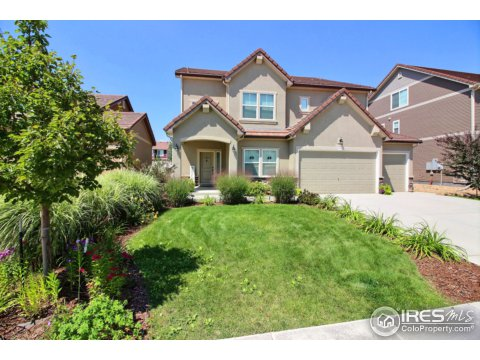 Residential-Detached, 2 Story - Johnstown, CO (photo 1)