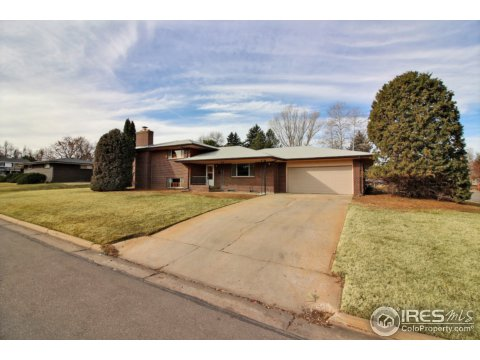 Residential-Detached, Four-Level - Greeley, CO (photo 1)