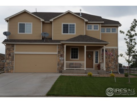 Residential-Detached, 2 Story - Pierce, CO (photo 1)