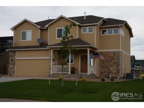 Residential-Detached, 2 Story - Pierce, CO (photo 2)