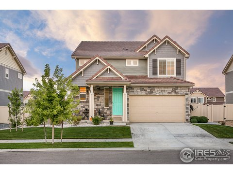 Residential-Detached, 2 Story - Johnstown, CO