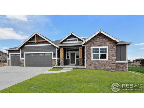 Residential-Detached, 1 Story/Ranch - Timnath, CO (photo 1)