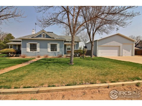 Residential-Detached, 1 Story/Ranch - Pierce, CO (photo 1)