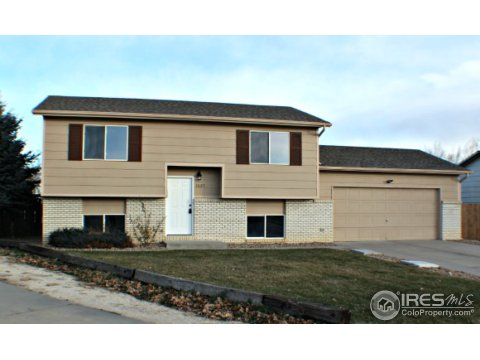 Residential-Detached, Bi-Level - Evans, CO (photo 1)