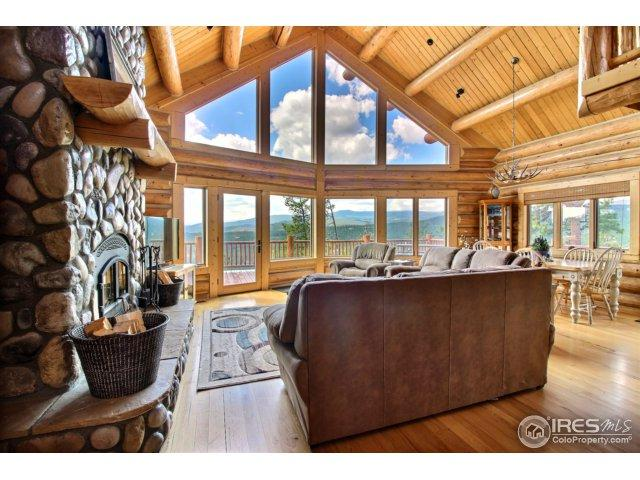 80 Shuswap Ct, Red Feather Lakes, CO - USA (photo 2)