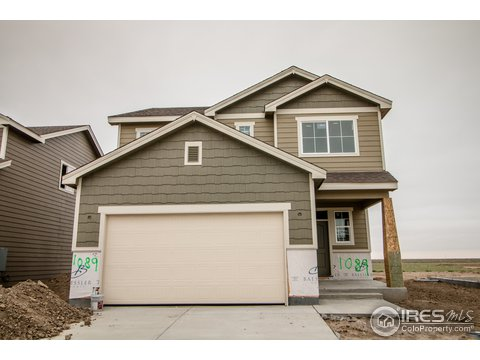 Residential-Detached, 2 Story - Wiggins, CO