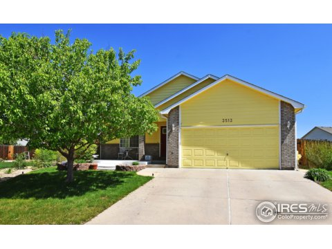 Residential-Detached, 1 Story/Ranch - Evans, CO (photo 1)