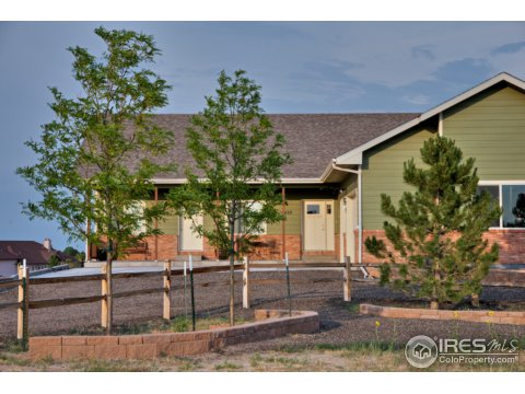 Residential-Detached, 1 Story/Ranch - Platteville, CO (photo 1)
