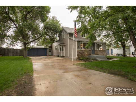 Residential-Detached, 2 Story - La Salle, CO (photo 2)