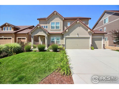 Residential-Detached, 3 Story - Johnstown, CO (photo 1)
