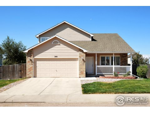 Residential-Detached, 2 Story - Eaton, CO (photo 1)