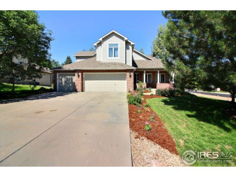 Residential-Detached, 2 Story - Greeley, CO (photo 1)