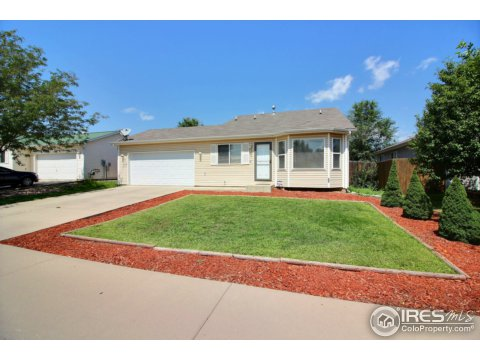 Tri-Level, Residential-Detached - Greeley, CO (photo 1)