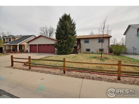 Raised Ranch, Residential-Detached - Greeley, CO (photo 1)