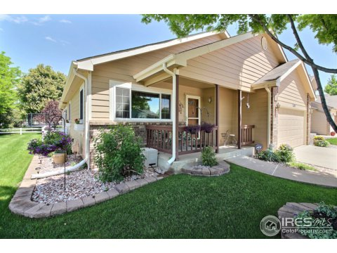 Residential-Detached, 1 Story/Ranch - Loveland, CO (photo 1)