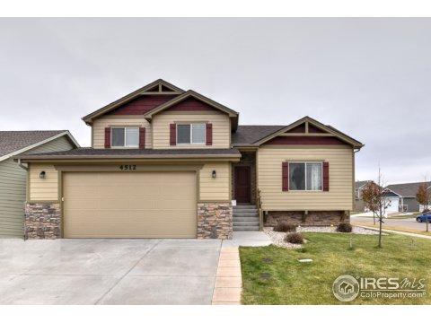 Residential-Detached, Four-Level - Evans, CO (photo 1)