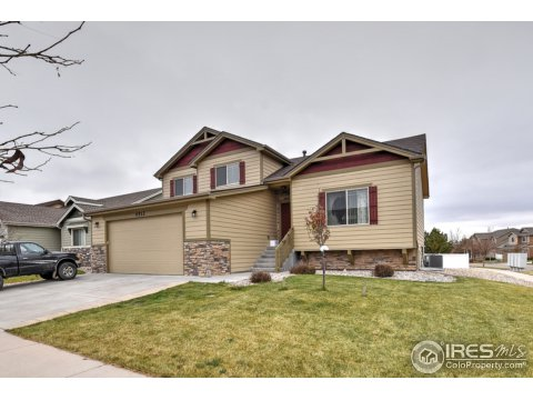 Residential-Detached, Four-Level - Evans, CO (photo 2)