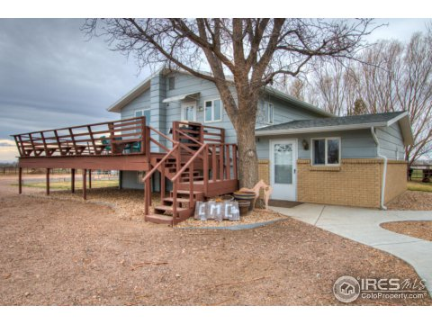 Residential-Detached, Bi-Level - Greeley, CO (photo 1)