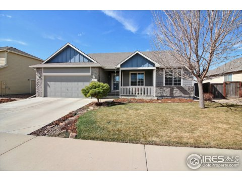 Residential-Detached, 1 Story/Ranch - Severance, CO (photo 1)