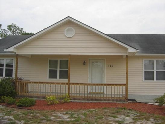 110 E Ivybridge Drive, Hubert, NC - USA (photo 1)