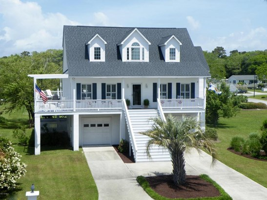 109 Taylors Creek Lane, Beaufort, NC - USA (photo 1)
