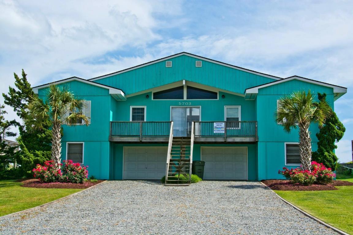 5703 Ocean Drive, Emerald Isle, NC - USA (photo 1)