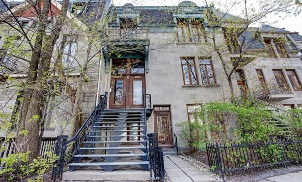 872 Rue Sherbrooke E., Ville-marie (montréal), QC - CAN (photo 1)
