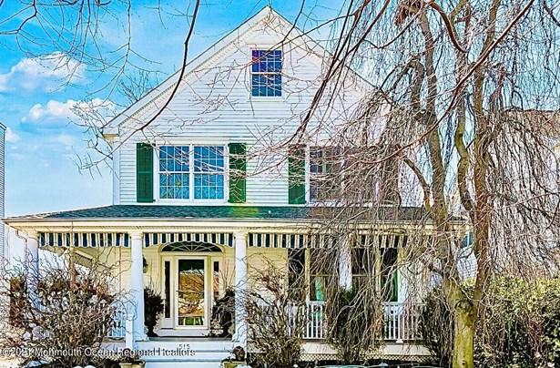 Farm House, Single Family - Spring Lake, NJ