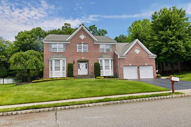 Colonial,Custom, Single Family,Detached - Morganville, NJ