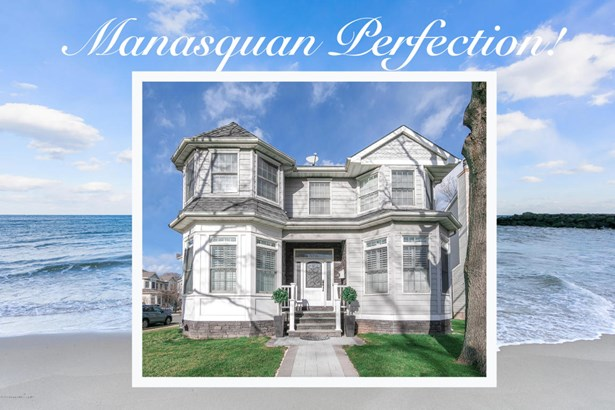 Custom, Single Family,Detached - Manasquan, NJ (photo 1)