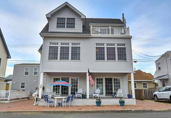 Colonial,Custom,Shore Colonial, Single Family,Detached - Lavallette, NJ (photo 2)