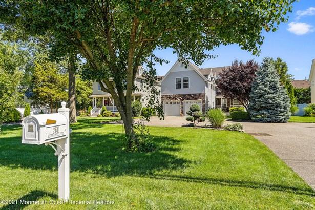 Colonial,Custom, Single Family,Detached - Point Pleasant, NJ