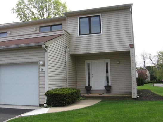 Condominium,Condominium, Attached,End Unit - West Long Branch, NJ (photo 1)