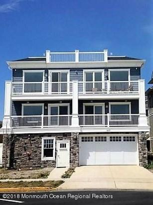 Condominium, End Unit - Bradley Beach, NJ (photo 1)