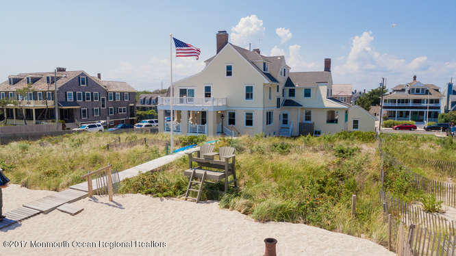 Colonial,Historic,Shore Colonial, Single Family,Detached - Bay Head, NJ (photo 1)