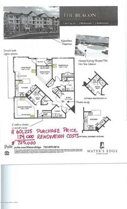 Condominium,Attached - Attached,End Unit,One Level Unit,Upper Level (photo 2)