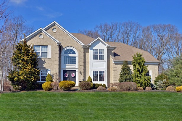 Colonial,Custom, Single Family,Detached - Colts Neck, NJ (photo 1)