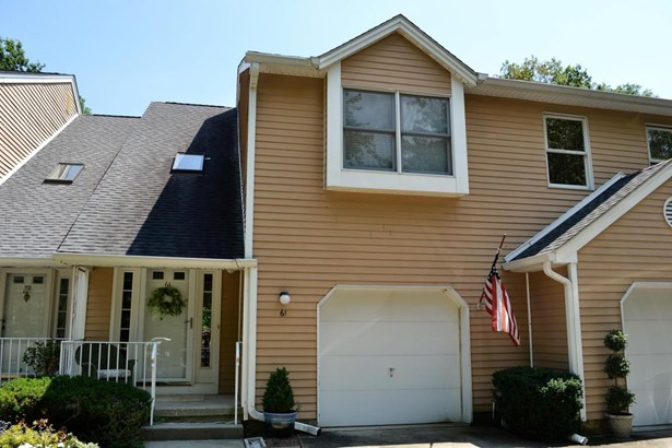 Condominium,Townhouse, Attached,Townhouse - Little Silver, NJ (photo 1)