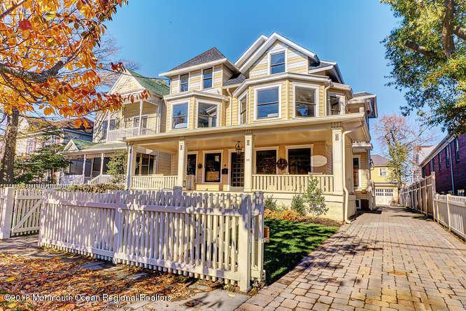 Colonial, Single Family - Asbury Park, NJ