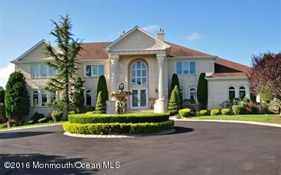 Custom, Single Family,Detached - Colts Neck, NJ (photo 1)