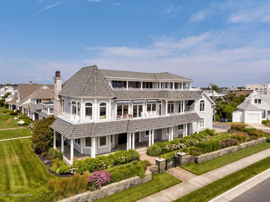 Colonial,Custom,Shore Colonial, Single Family,Detached - Avon-by-the-sea, NJ (photo 1)