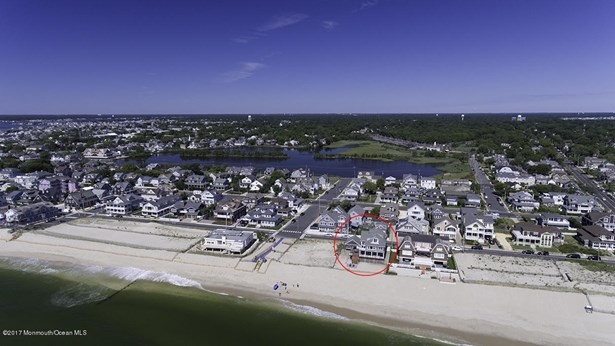 Colonial,Custom, Single Family,Detached - Bay Head, NJ (photo 2)
