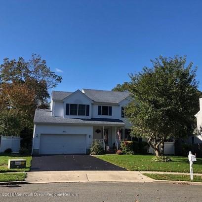 Colonial, Single Family,Detached - Manahawkin, NJ