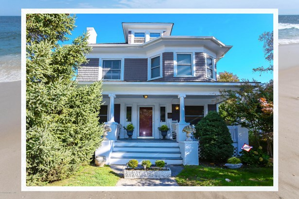 Colonial,Shore Colonial, Single Family,Detached - Belmar, NJ (photo 1)
