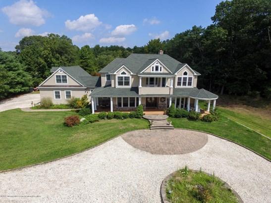 Custom,Shore Colonial, Single Family,Detached - Allenwood, NJ (photo 1)