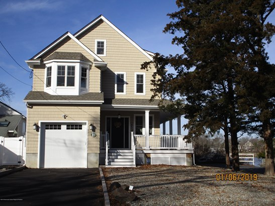 Custom,Shore Colonial, Single Family,Detached - Brick, NJ