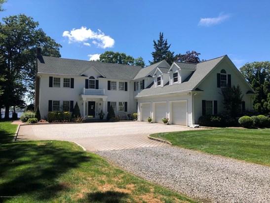 Colonial, Single Family,Detached - Manasquan, NJ
