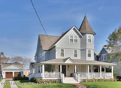 Mother/Daughter,Victorian, Single Family - Spring Lake, NJ (photo 1)